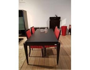 Tavolo in legno rettangolare S Selva a prezzo scontato