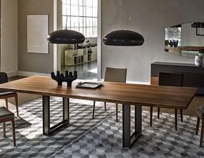 Tavolo in legno rettangolare Sigma Cattelan a prezzo scontato