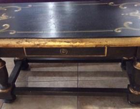 Tavolo in legno rettangolare Tavolino  Artigianale a prezzo scontato