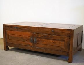 Tavolo in legno rettangolare Tavolino zen   giapponese basso da the  Outlet etnico in Offerta Outlet