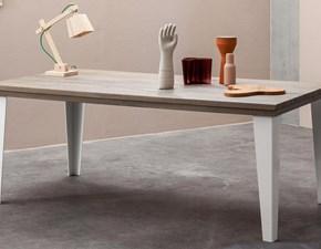 Tavolo in legno rettangolare Tavolo piano smart+ Devina nais a prezzo scontato