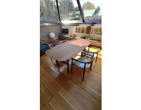Tavolo in legno rettangolare Torii Novamobili a prezzo ribassato