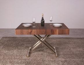 Tavolo in legno rettangolare Ulisse at025 Altacom a prezzo scontato