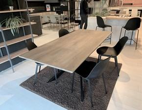 Tavolo in legno rettangolare Wizzard Mirandola a prezzo ribassato