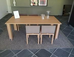 Tavolo in legno rettangolare Yard Former in Offerta Outlet