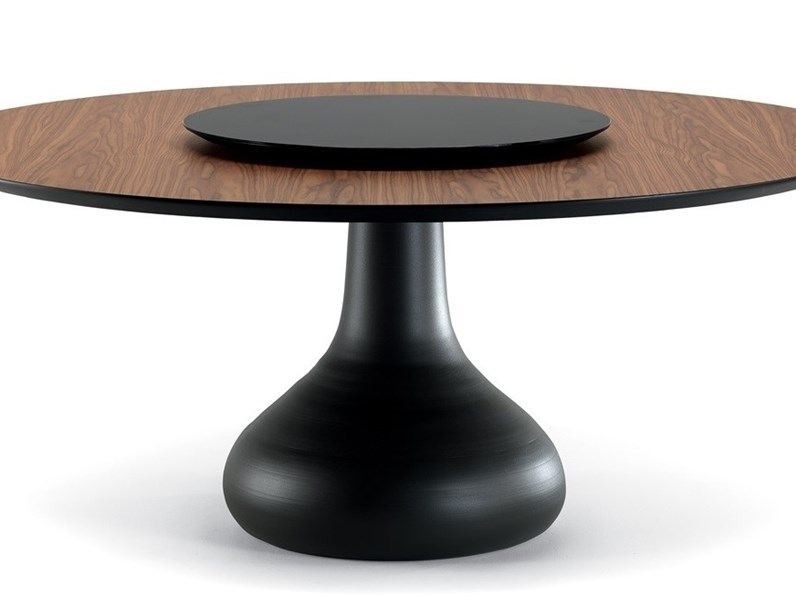 Tavolo in legno rotondo Bora bora Cattelan a prezzo ribassato