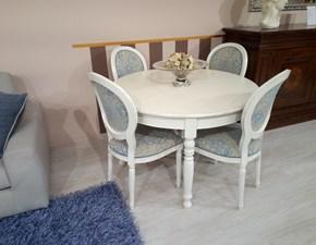 Tavolo in legno rotondo Dolcevita Tonin casa a prezzo ribassato