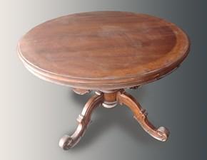 Tavolo in legno rotondo Nova serenissima a prezzo ribassato