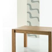 Tavolo in legno rovere spazzolato allungabile