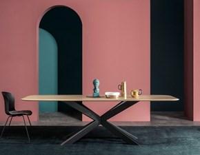 Tavolo in legno sagomato Copenhagen Devina nais a prezzo scontato