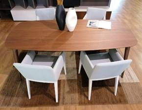 Tavolo in legno sagomato Hanami & candy Novamobili a prezzo ribassato