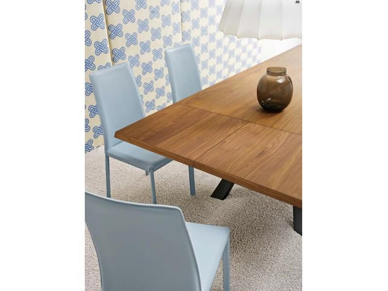 Tavolo zoncolan rettangolari rettangolari allungabili legno for Tavoli rettangolari moderni