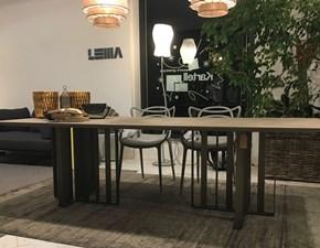 Tavolo in marmo rettangolare Shade Lema a prezzo scontato