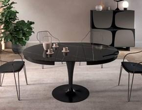 Tavolo in marmo rotondo Eclipse Ozzio a prezzo ribassato