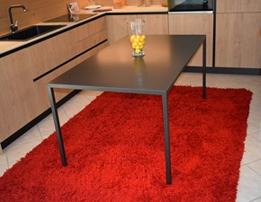 Tavolo in metallo rettangolare Basic  Arredo3 in Offerta Outlet