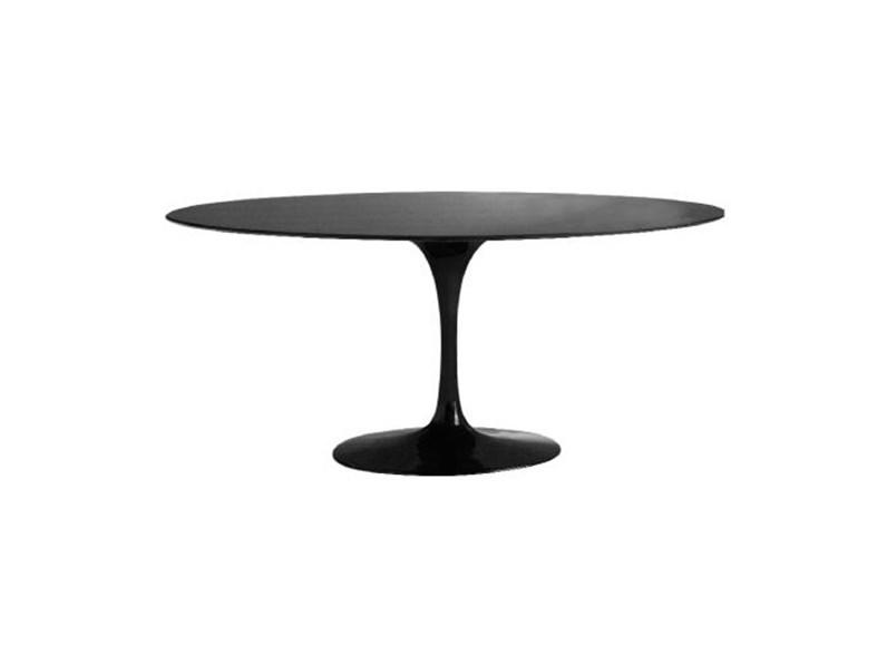 Tavoli In Pietra Prezzi.Tavolo In Pietra Ovale Saarinen Made In Italy 180x110 Sigerico A