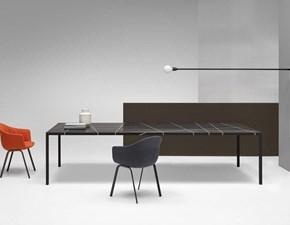 Tavolo in pietra rettangolare Tense material intarsia tavolo mdf Mdf in Offerta Outlet
