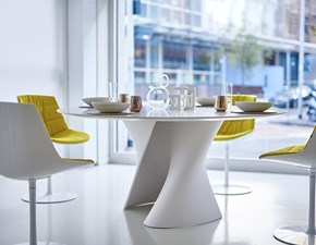 Tavolo in pietra rotondo S table mdf  Mdf a prezzo ribassato