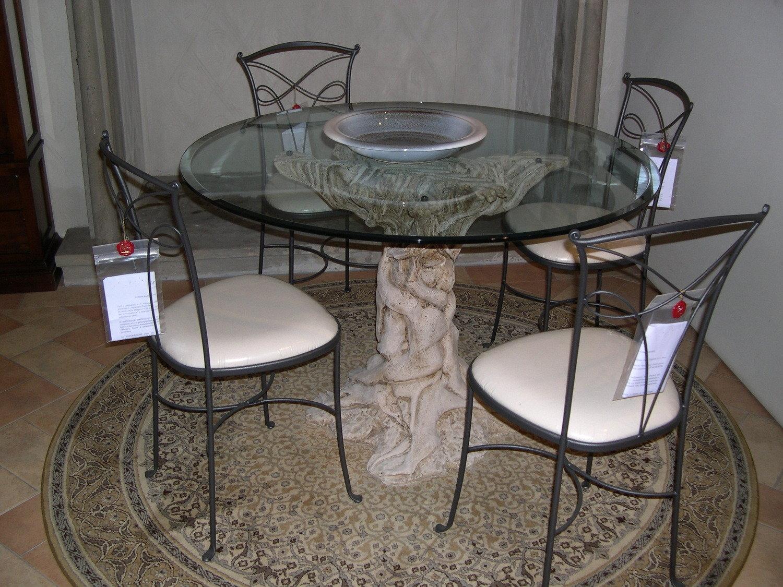 Tavolo albero tavoli a prezzi scontati - Tavolo in pietra giardino ...