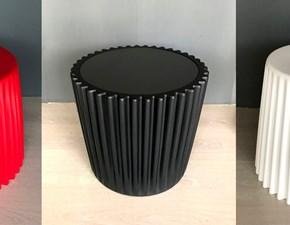 Tavolo in plastica rotondo Tavolino-sgabello bonaldo Bonaldo a prezzo scontato