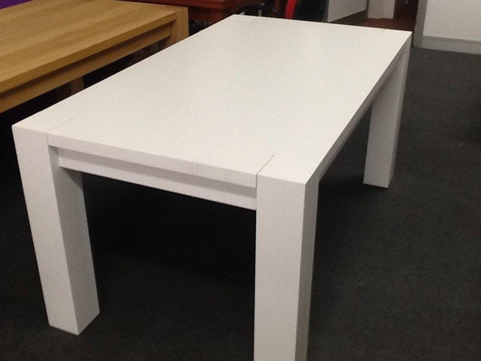 Tavolo Cucina Bianco Laccato ~ Idee Creative di Interni e Mobili
