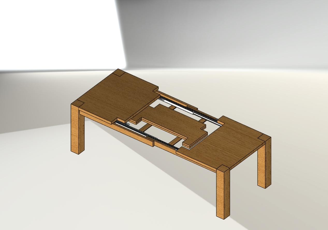 Tavolo dali rettangolari allungabili legno tavoli a prezzi scontati - Tavoli rettangolari allungabili in legno ...