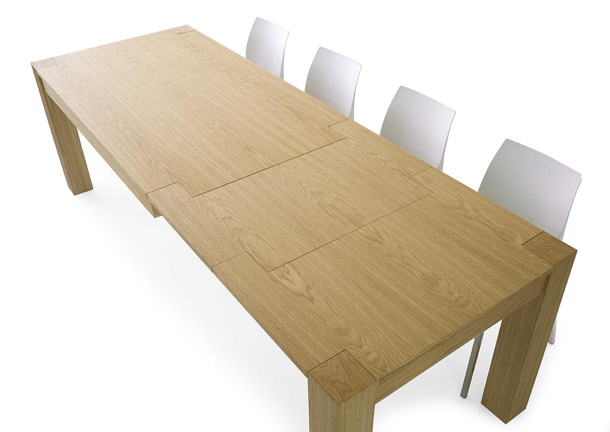 Tavolo panorama scontato del 52 tavoli a prezzi scontati for Tavolo allungabile rovere