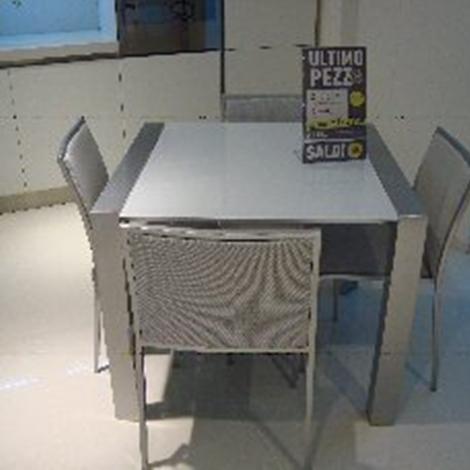 tavolo in vetro con 4 sedie tavoli a prezzi scontati