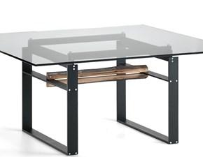 Tavolo in vetro quadrato Jerez Cattelan a prezzo ribassato