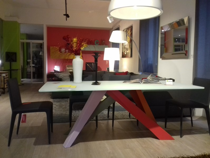 Tavolo Bonaldo Big Table. Big Table Bonaldo Prezzo Idee Di Design ...