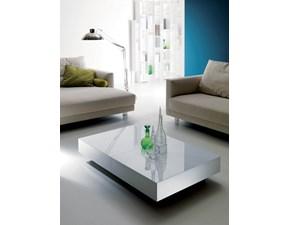 Tavolo in vetro rettangolare Box Ozzio a prezzo ribassato