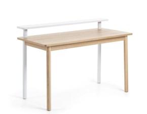 Tavolo Jane Julia in legno Fisso