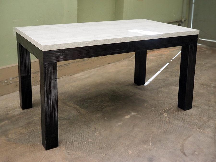 tavolo jean etnico in offerta outlet l160 x 80 allung a cm ...