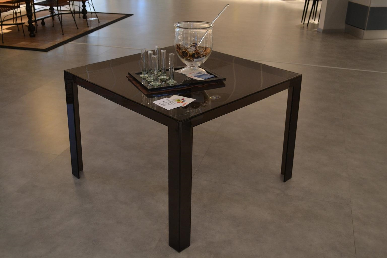 Tavolo Kartell Invisible table