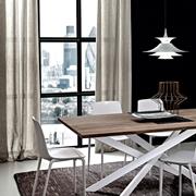 Tavolo Renzo allungabile rettangolare