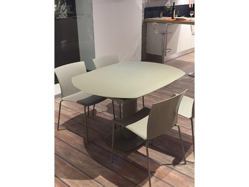 La seggiola tavolo elleesse rotondo allungabile for Tavoli rotondi moderni allungabili