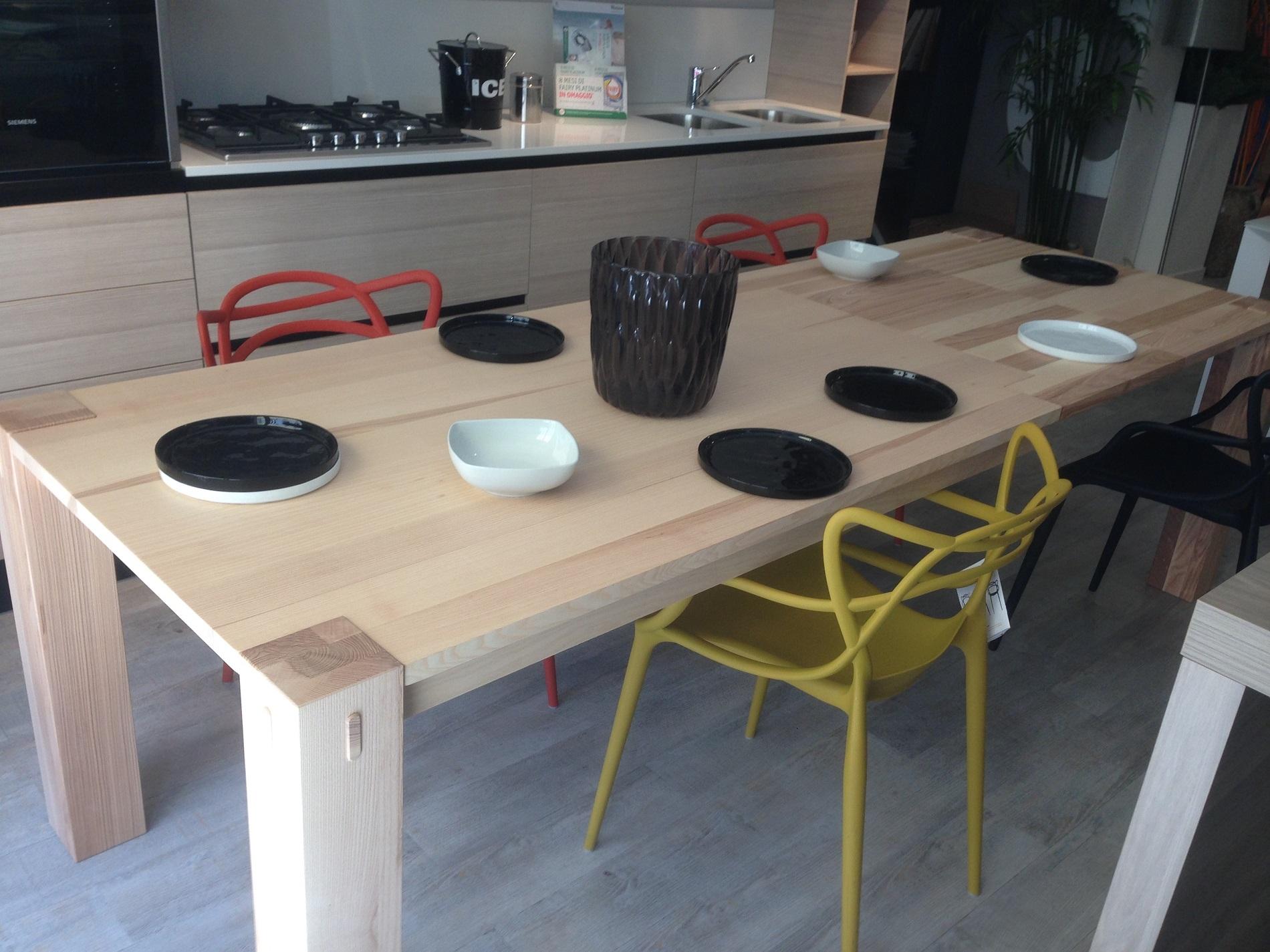 Tavolo la seggiola factory rettangolari rettangolari for Tavoli rettangolari allungabili in legno