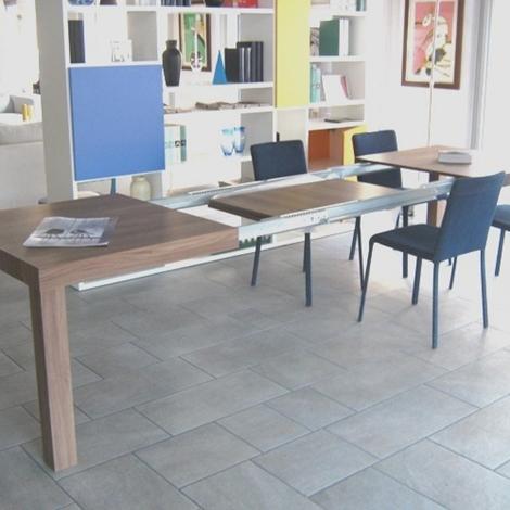 Tavolo outlet Rettangolare allungabile - Tavoli a prezzi scontati