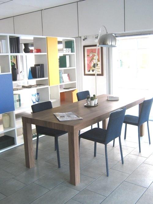 Tavolo outlet rettangolare allungabile tavoli a prezzi - Tavolo rettangolare allungabile ...