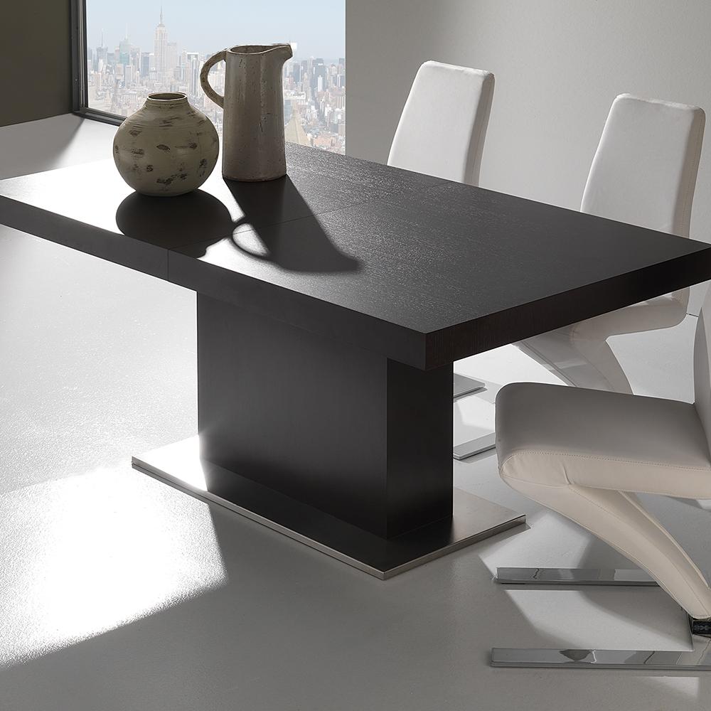 Tavolo la seggiola modello domus tavoli a prezzi scontati for Tavoli in legno allungabili