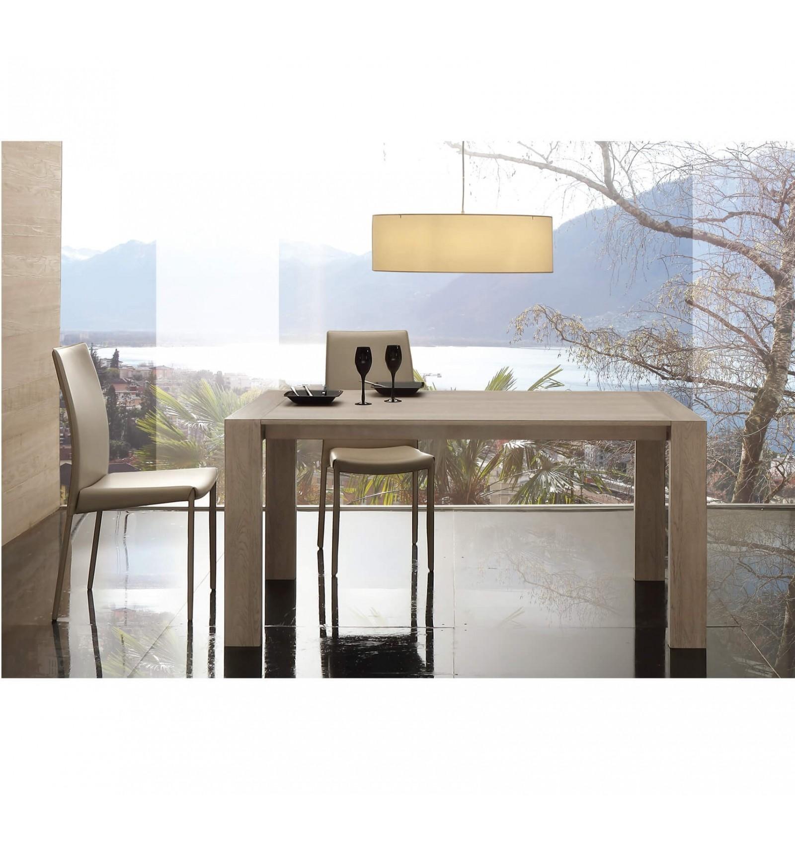 Tavoli quadrati moderni awesome tavolini soggiorno design for Tavoli quadrati allungabili per cucina