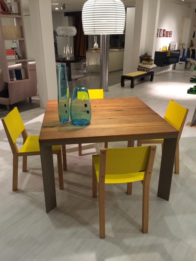 Tavolo quadrato allungabile legno tavoli rustici in legno prezzi ...