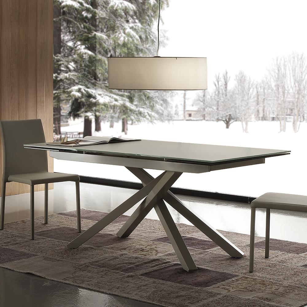 Tavolo laseggiola modello atlas tavoli a prezzi scontati - Meccanismo per tavolo allungabile ...