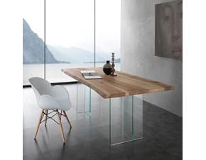 Tavolo Laseggiola modello Bio Glass