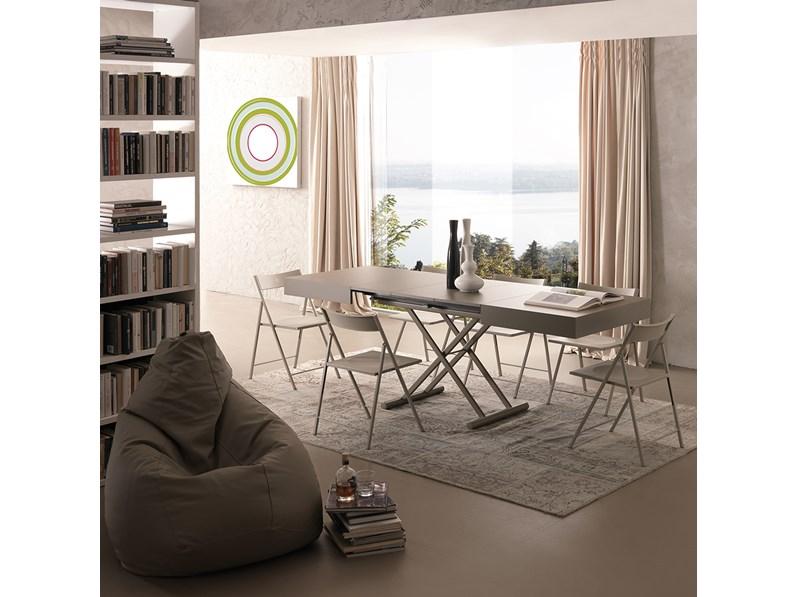 Tavolo laseggiola modello block for Dimensione casa arredamenti
