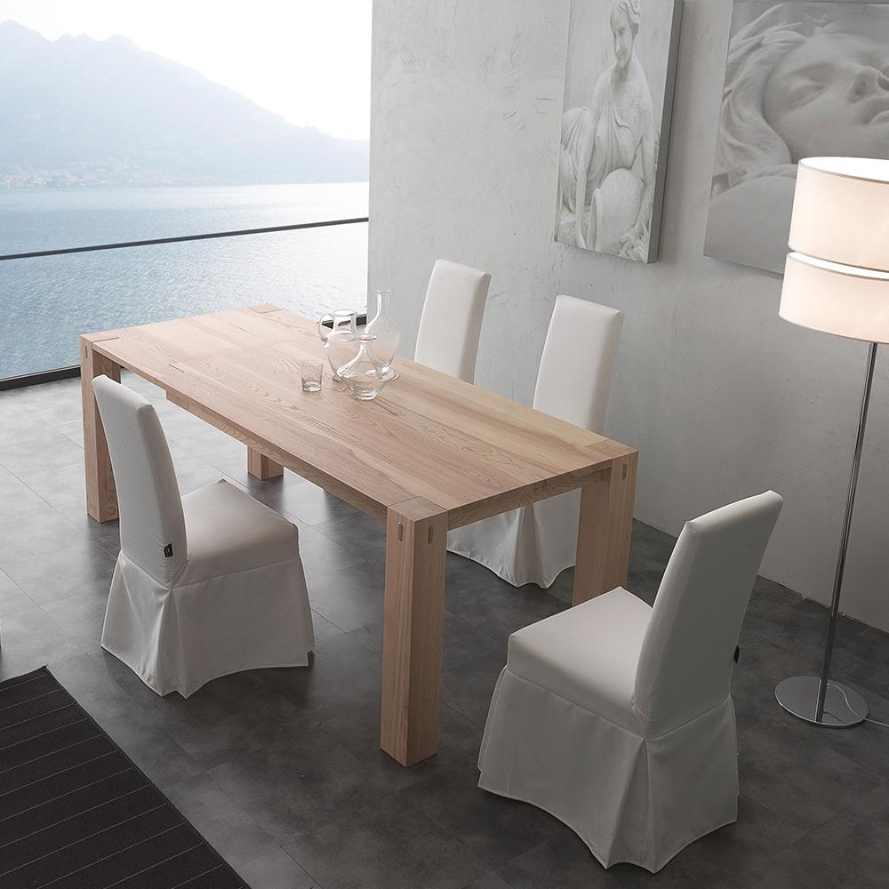 Tavolo laseggiola modello factory tavoli a prezzi scontati - Tavoli pranzo design outlet ...