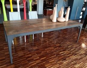 Tavolo Legami Artigianale in legno Fisso