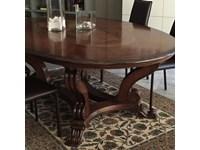 Tavolo tavolo ovale ovali ovali allungabili legno for Tavoli allungabili ovali moderni