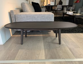 Tavolo Mad coffee table Poliform in legno Fisso
