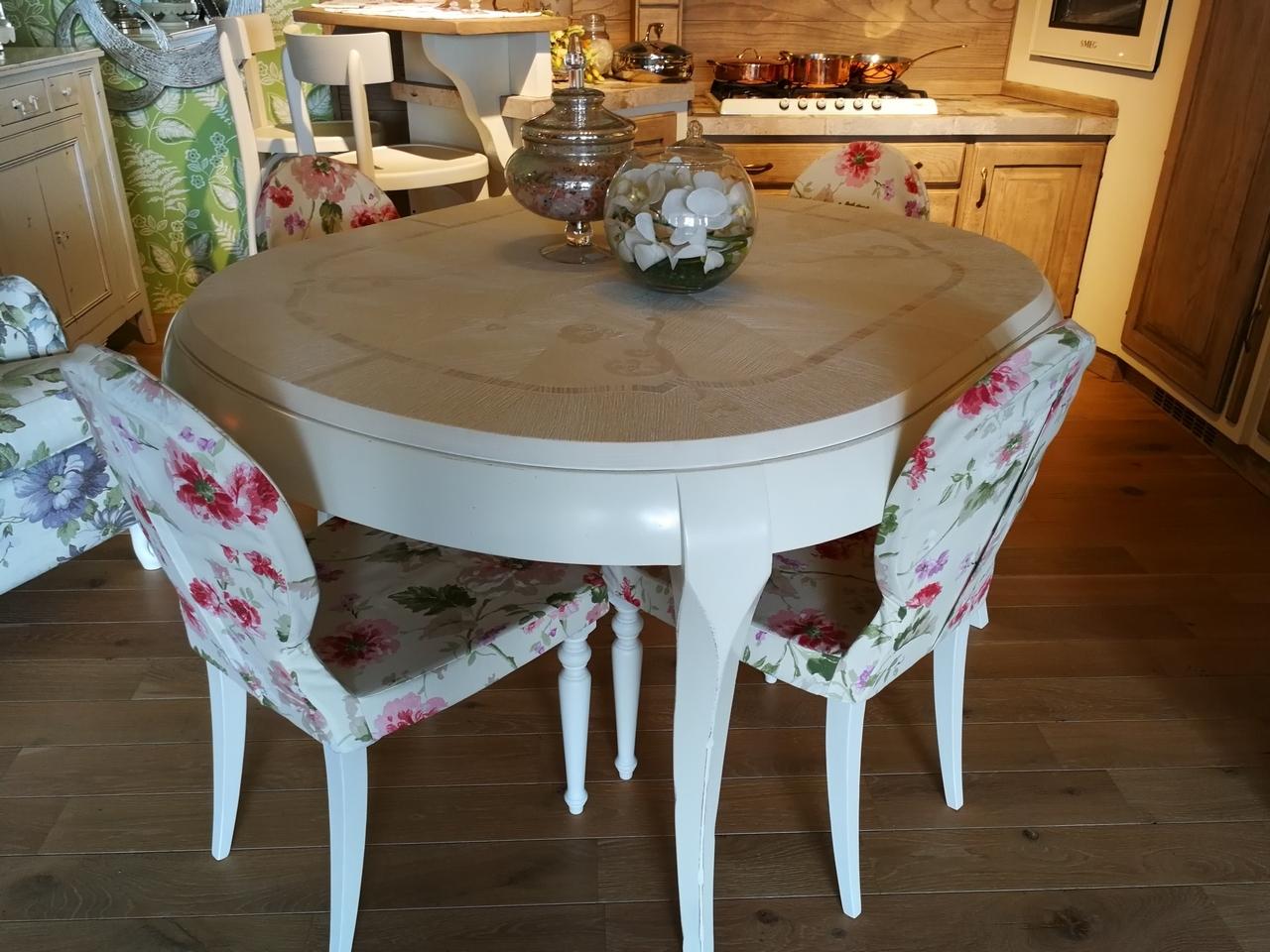 tavolo marchetti tavolo allungabile in legno ovale